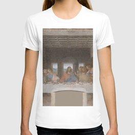 "Leonardo da Vinci ""The Last Supper"" T-shirt"