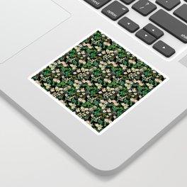 Midnight Garden XXIV Sticker