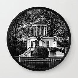 Temple Island near Remenham  Wall Clock