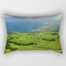 Sao Miguel, Azores Rectangular Pillow