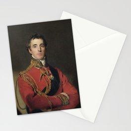Duke of Wellington portrait Stationery Cards