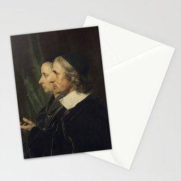 Jan de Bray - Portrait of the Artist's Parents Stationery Cards