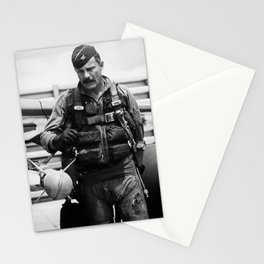 Colonel Robin Olds Stationery Cards