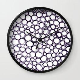 Bubble Guts Wall Clock