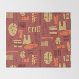 Hibok-Hibok Throw Blanket