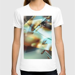Prism Flames 2 T-shirt