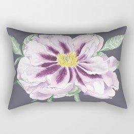 Tree peony Rectangular Pillow