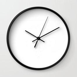 Katmai National Park design Wall Clock