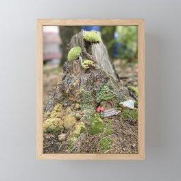 Nature + art Framed Mini Art Print
