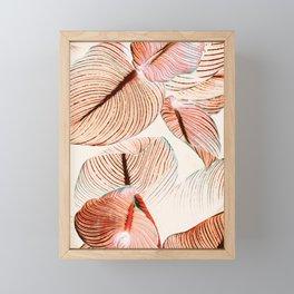 Unbridled - fall Framed Mini Art Print
