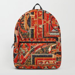 Mandala Buddhist 9 Backpack