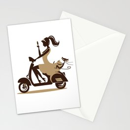 Danger Beauty Stationery Cards