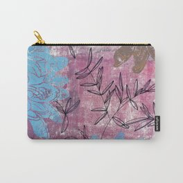 olive branches: botanical study Carry-All Pouch