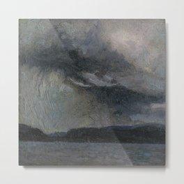 Tom Thomson - Thunderstorm Metal Print