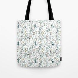 Little Eucalyptus Tote Bag