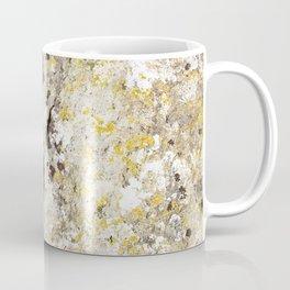 Lichen on The Rollright Stones Coffee Mug