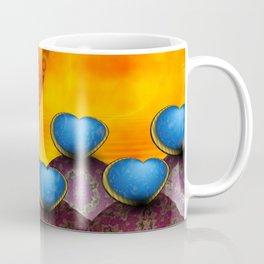 Sunset in India Coffee Mug