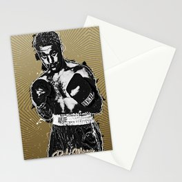 Rocky Marciano - Design Stationery Cards
