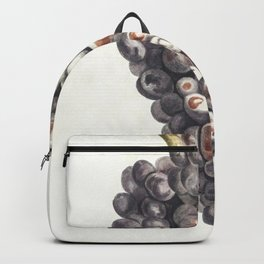 A bunch of grapes by Johan Teyler (1648-1709) Backpack