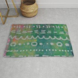 Magic Carpet #4 Rug