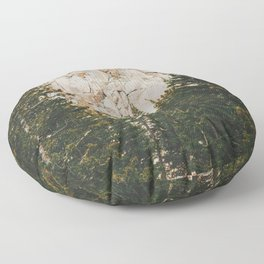 Rocky Mountain Grandeur Floor Pillow