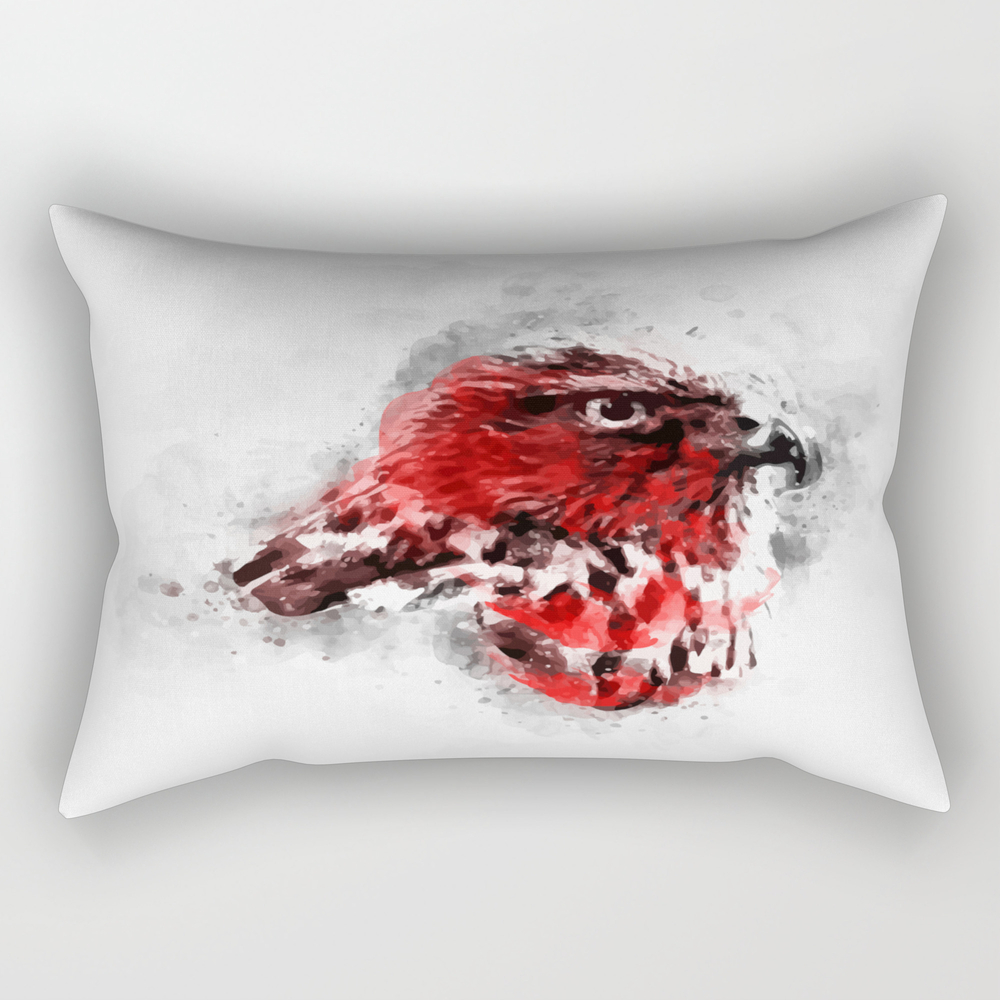 Redbreast Rectangular Pillow (RPW7893034) photo