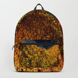 pattern texture birch excrescence Backpack