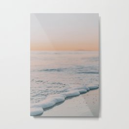 Summer Beach Sunset V / Laguna Beach, California Metal Print