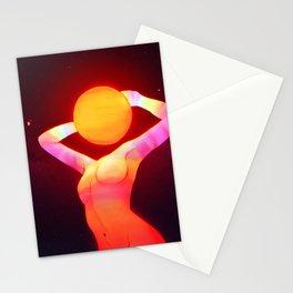 Sun Head (Remake) Stationery Cards