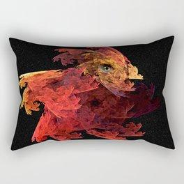 Dragon baby Rectangular Pillow