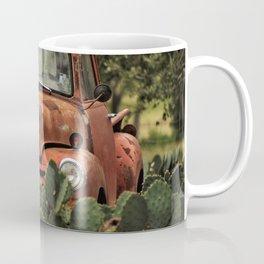 Chevy, Cactus Coffee Mug