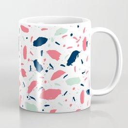 Meli - abstract pattern minimal modern gender neutral art print for home office nursery dorm Coffee Mug