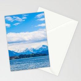 Endless Lake Lucerne Stationery Cards
