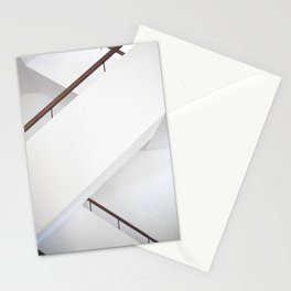 Minimal Staircase Stationery Cards