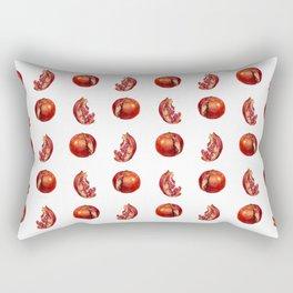 Playful Pomegranates Rectangular Pillow