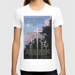 The Coming of the Son of Man T-shirt
