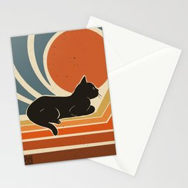 Evening time Stationery Cards