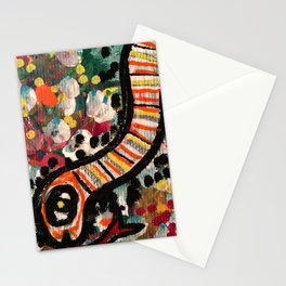 Slimey Stationery Cards