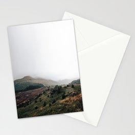 Scottish landscape Stationery Cards