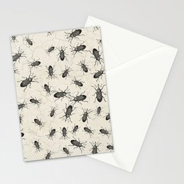 Weevil Beetle chaos Stationery Cards