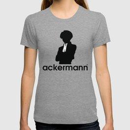 ackermann logo T-shirt