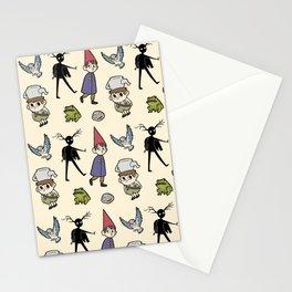 OTGW Pattern Stationery Cards
