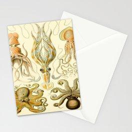 Ernst-haeckel-Kunstformen-der-Natur-vintage Stationery Cards