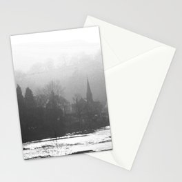 Town In The Valley Stationery Cards