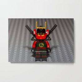 Nya Metal Print