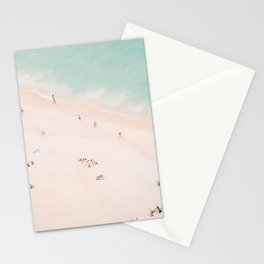 Beach Summer Bliss Stationery Cards