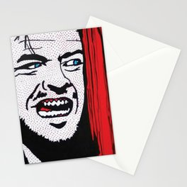 Shining | Pop Art Stationery Cards