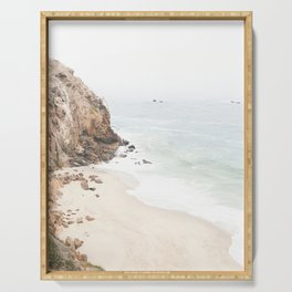 Malibu California Beach Serving Tray