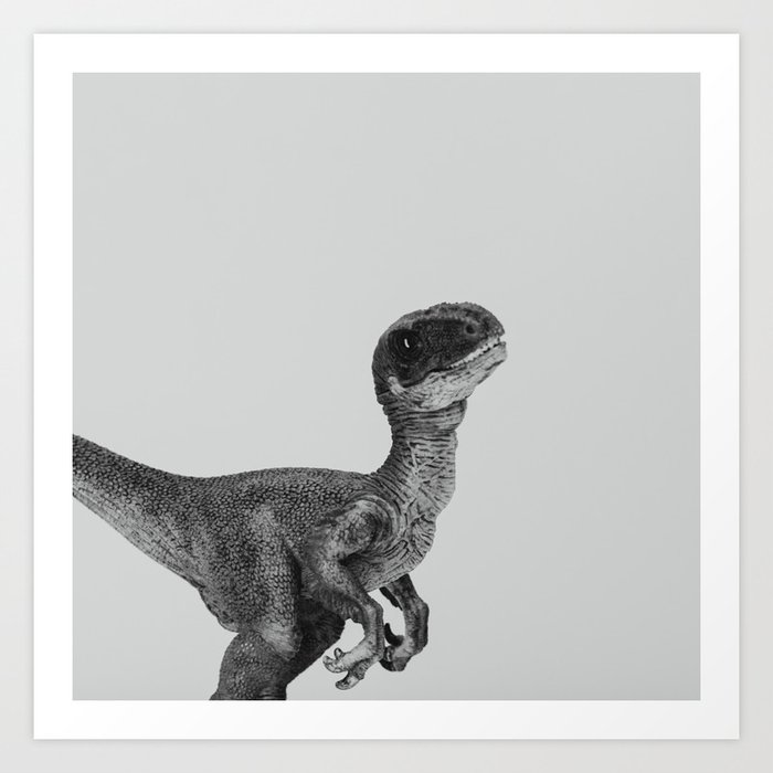 Dino Collection 3 of 4 Art Print