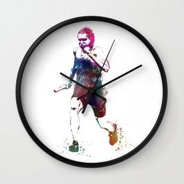 Runner #runner #sport #jogging Wall Clock